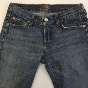 7 For All Mankind Bootcut   Sz 26 x 30.